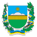 Герб - Лугинський район
