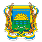 Герб - Новомосковський район