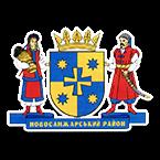 Герб - Новосанжарський район