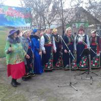Святкування Масляної в с. Оленівка