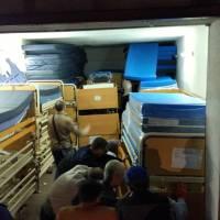 Гуманітарна допомога з Голандії