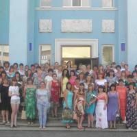 Колектив Новопсковскої ЦРЛ
