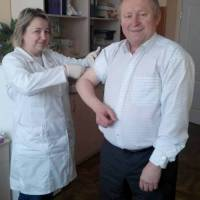 Щеплення проти грипу 2018