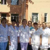 Колектив інфекційного відділення