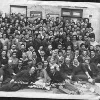 Колектив Міхайлівської лікарні травень  1964 р.