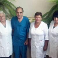 Фізіотерапвтичне відділення