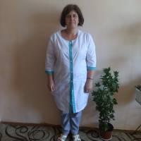 Приймак Марія Іванівна, старша сестра медична акушерсько-гінекологічного відділення