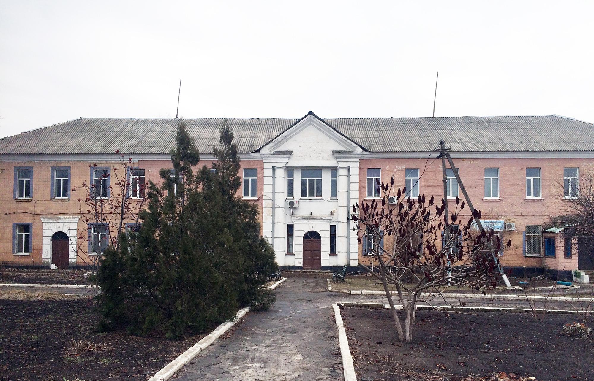 Комунальне підприємство «Близнюківська центральна районна лікарня»