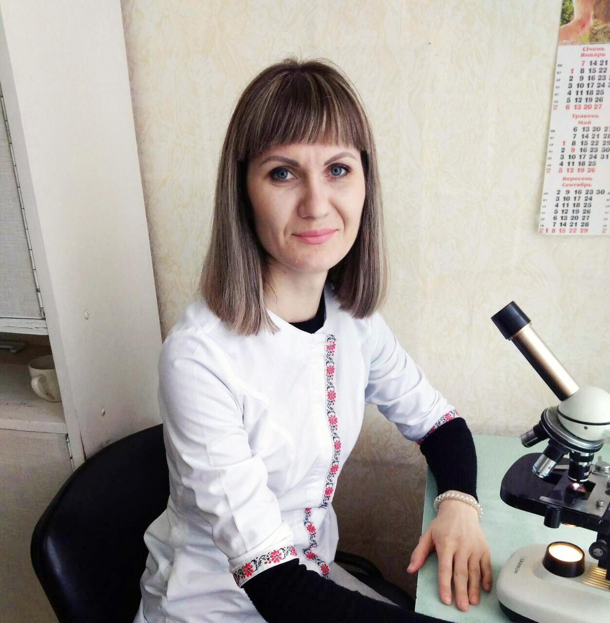 Міськова Варвара Геннадіївна, лікар-лаборант