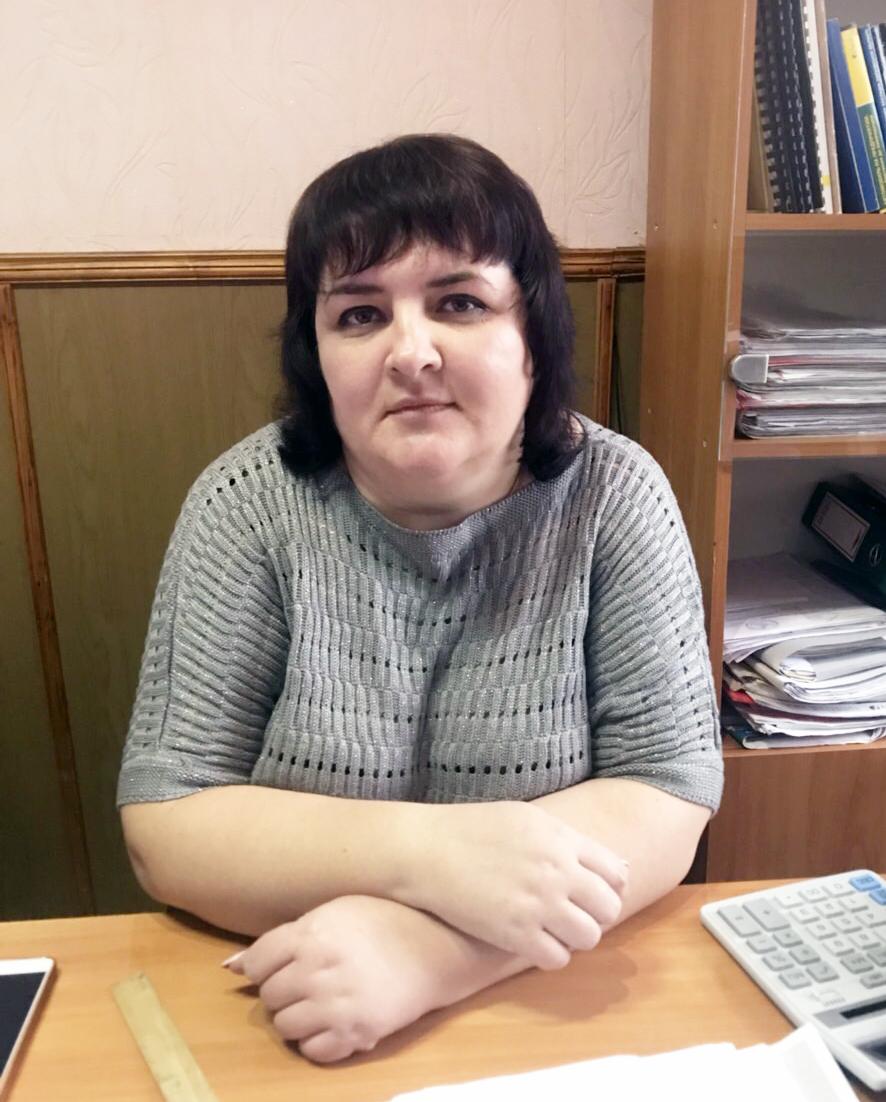 Катюха Ірина Олександрівна, головний бухгалтер