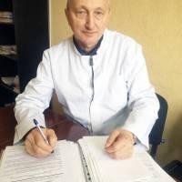 Івашина Олександр Григорович, завідувач хірургічно-гінекологічним відділеням