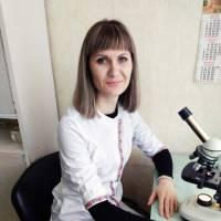 Міськова Варвара Геннадіївна. Лікар-лаборант