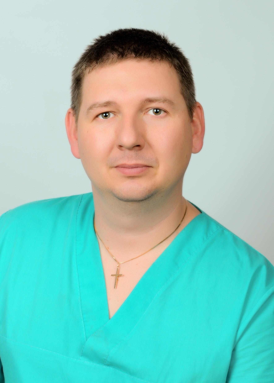 Квятковський Олег Олександрович, лікар-анестезіолог І категорії