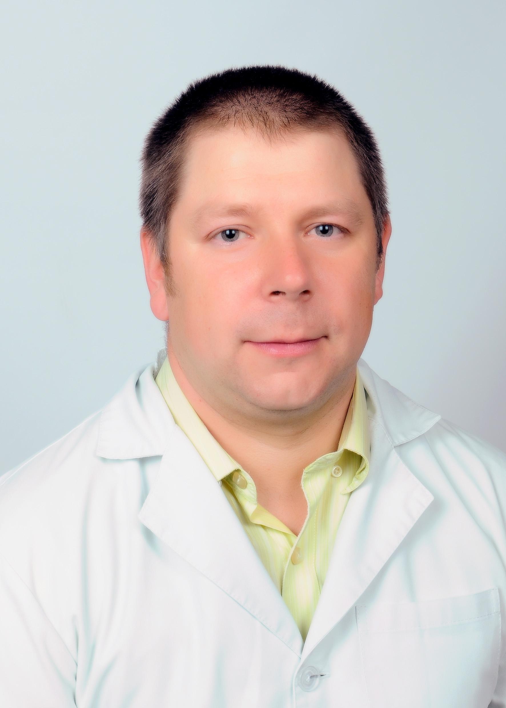 Барна Максим Станіславович - лікар-терапевт