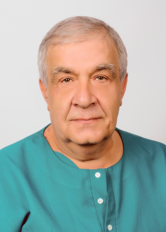 Соловйов Олександр Іванович, лікар-анестезіолог І категорії