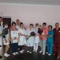 Медичні сестри Каховської ЦРЛ