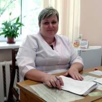 Старша медична сестра Берестень Майя Володимирівна