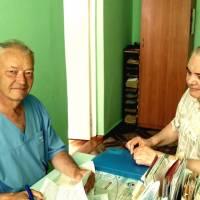 Лікар-уролог Семенюченко Сергій Іванович
