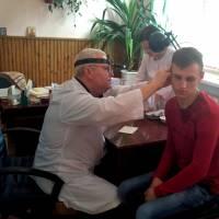 Лікар-отоларинголог Череватов Володимир Юхимович