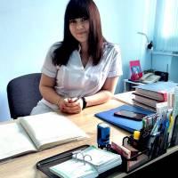 Лікар-психіатр Глушкова Ольга Юріївна