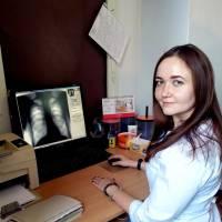 Лікар-рентгенолог Кулик Ганна Анатоліївна