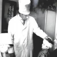 1981 рік. Прийом в хірургічному кабінеті