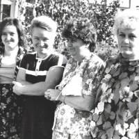 1985 рік. Колектив лікарів Драбівської ЦРЛ