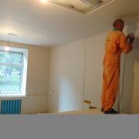 триває ремонт палати інтенсивної терапії та приймального відділення