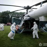 Гвинтокрил у Новоселиці (29.05.2020)