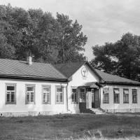 1957 році було збудовано новий корпус лікарні