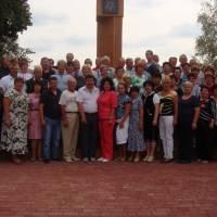 Учасники та гості Всеукраїнського фестивалю Мій рідний край