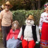 Гості Всеукраїнського фестивалю Мій рідний край