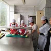 Виробнича практика кухарів