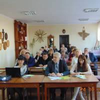 засідання методичної секції старших майстрів