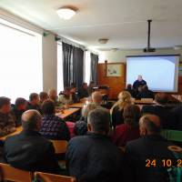 Відкритий урок майстра виробничого навчання Радецького В. Л.в групі №31