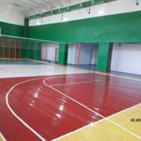 Спортивна зала ліцею