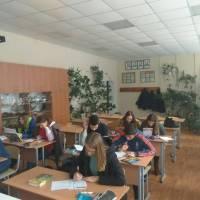написання Всеукраїнського диктанту національної єдності