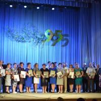 Вручені нагороди від райдержадміністрації