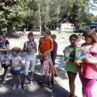 Святкування дня селища 09.06.2018