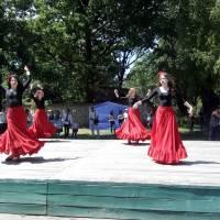 Святковий концерт до Дня селища