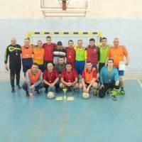 Фінальний турнір з міні-футболу серед ветеранів