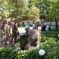 Вшанування учасників бойових дій на території інших держав