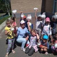 День захисту дітей в Гончарівській громаді