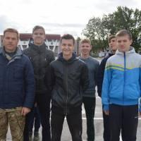 учасники обласного національно-патріотичного збору   «Я-патріот» 2018р.