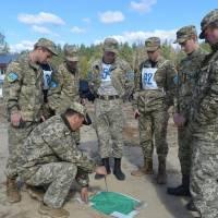 практичні навички військової стрільби