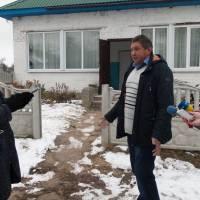 Медіа-зустрічі у Гончарівській громаді. с.Жеведь