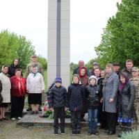 Урочистості з нагоди 74-ї річниці перемоги над нацизмом у Другій світовій війні