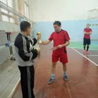 Кубок переможців отримує Гончарівський селищний голова