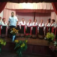 Привітання виконуючого обов'язки старости Сергія Рябуса