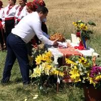 Свято Першого снопа в Гончарівській громаді